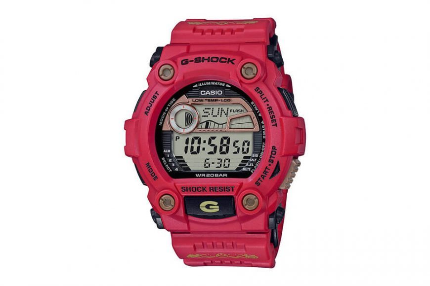 CASIO G-SHOCK G-7900SLG-4DR (2)