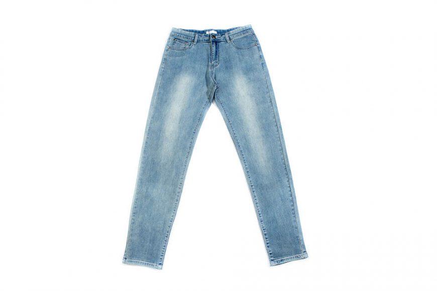 NextMobRiot 1117(六)發售 18 AW Steady Hard Washed Denim Pants (4)