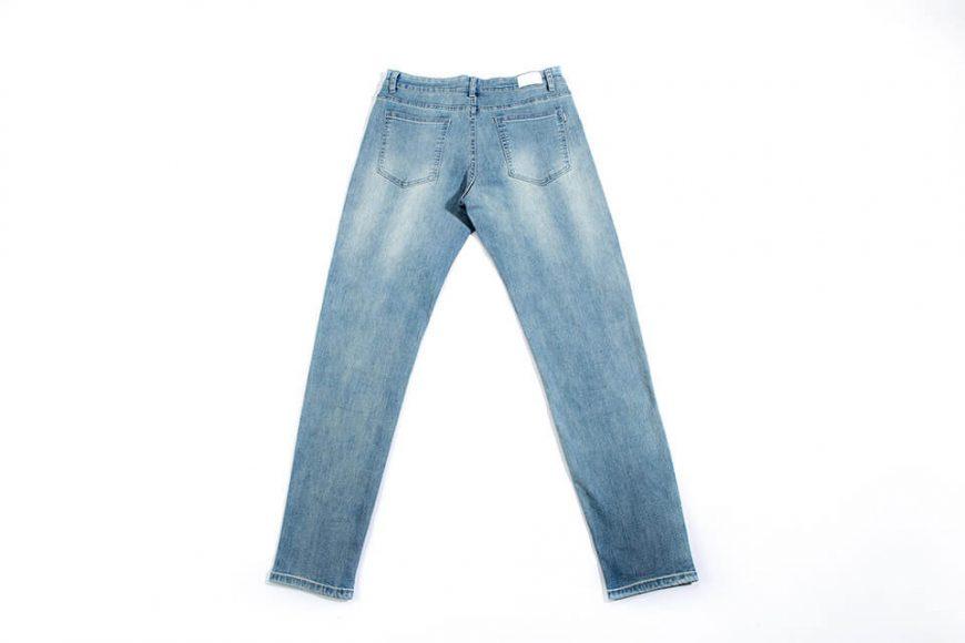 NextMobRiot 1117(六)發售 18 AW Steady Hard Washed Denim Pants (5)