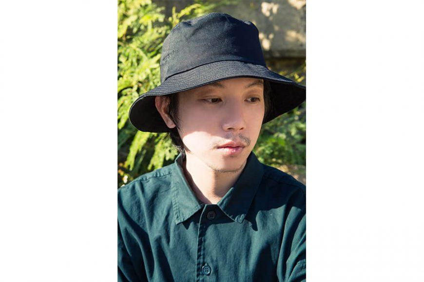 NextMobRiot 1121(三)發售 18 AW Wave logo Over Bucket Hat (1)