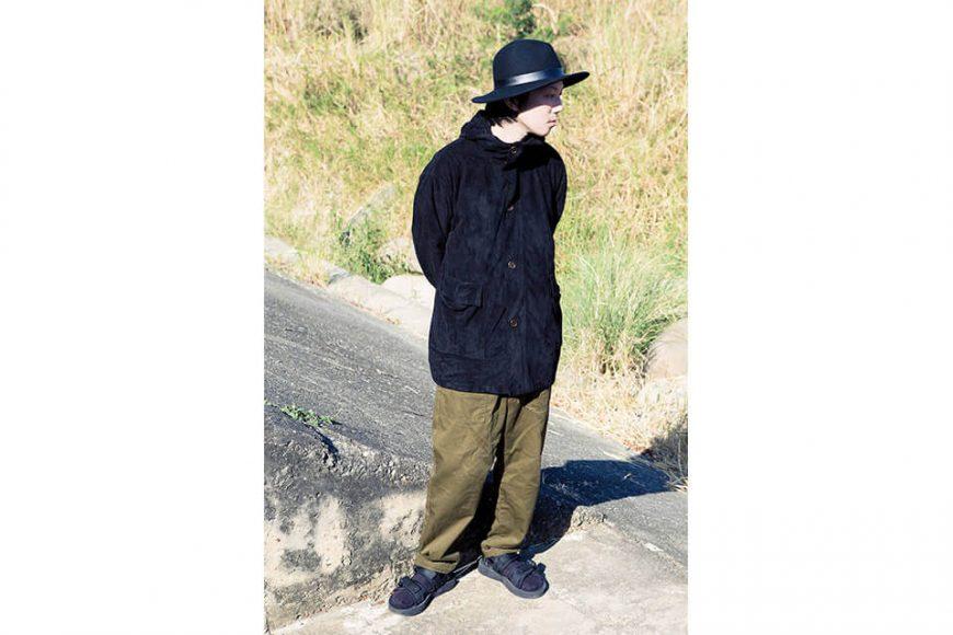 NextMobRiot 1124(六)發售 18 AW YOLO Lil Suede OVS Parka (2)