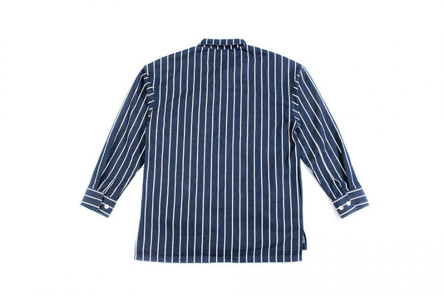 NextMobRiot 1128(三)發售 18 AW Stripe OVS Shirt (5)