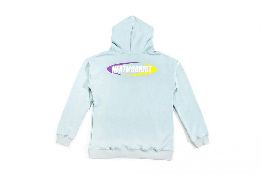 NextMobRiot 121(六)發售 18 AW Space Tai Chi Logo OVS Hoodie (10)