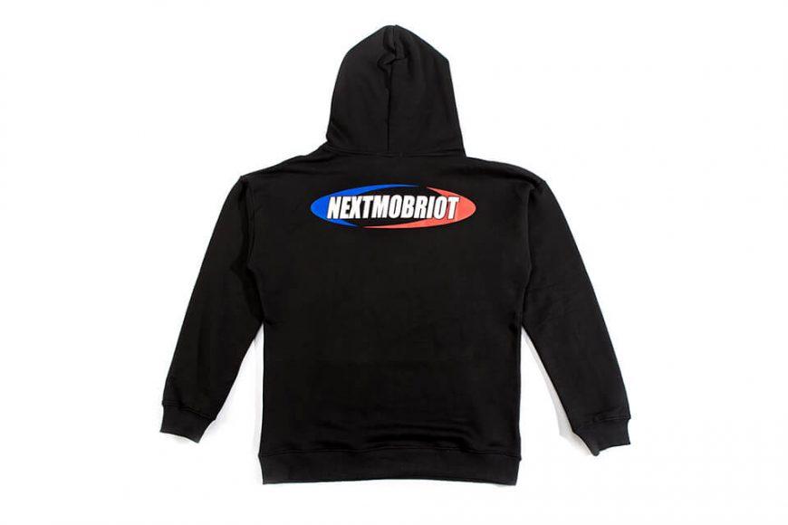 NextMobRiot 121(六)發售 18 AW Space Tai Chi Logo OVS Hoodie (12)