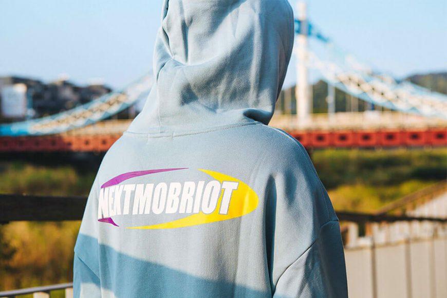 NextMobRiot 121(六)發售 18 AW Space Tai Chi Logo OVS Hoodie (5)