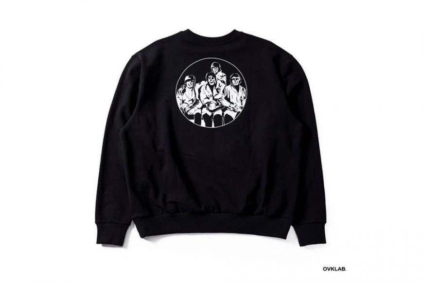 OVKLAB 1121(三)發售 18 AW Yesterday Today Sweatshirt (11)