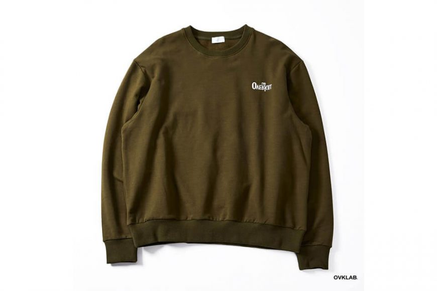 OVKLAB 1121(三)發售 18 AW Yesterday Today Sweatshirt (14)