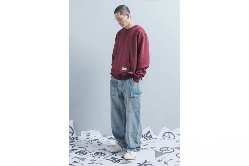 OVKLAB 1128(三)發售 18 AW Combat Trousers (1)