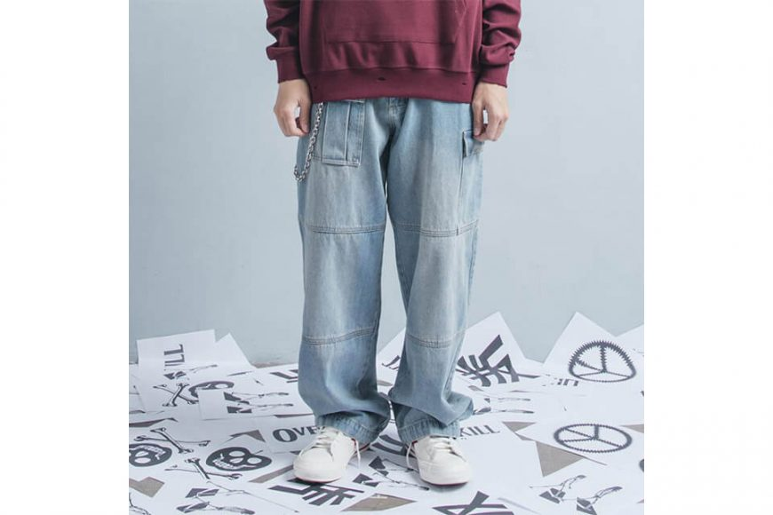 OVKLAB 1128(三)發售 18 AW Combat Trousers (2)