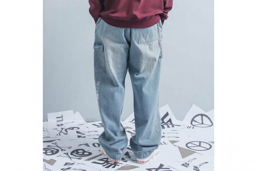 OVKLAB 1128(三)發售 18 AW Combat Trousers (3)