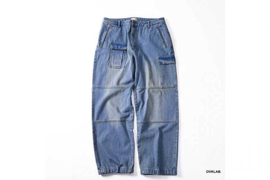OVKLAB 1128(三)發售 18 AW Combat Trousers (6)