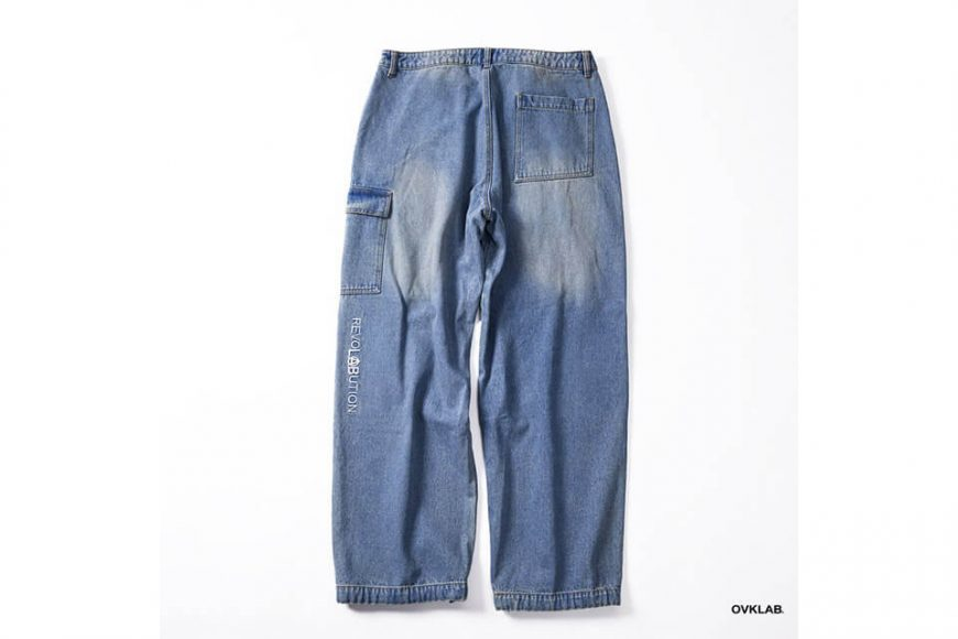 OVKLAB 1128(三)發售 18 AW Combat Trousers (7)