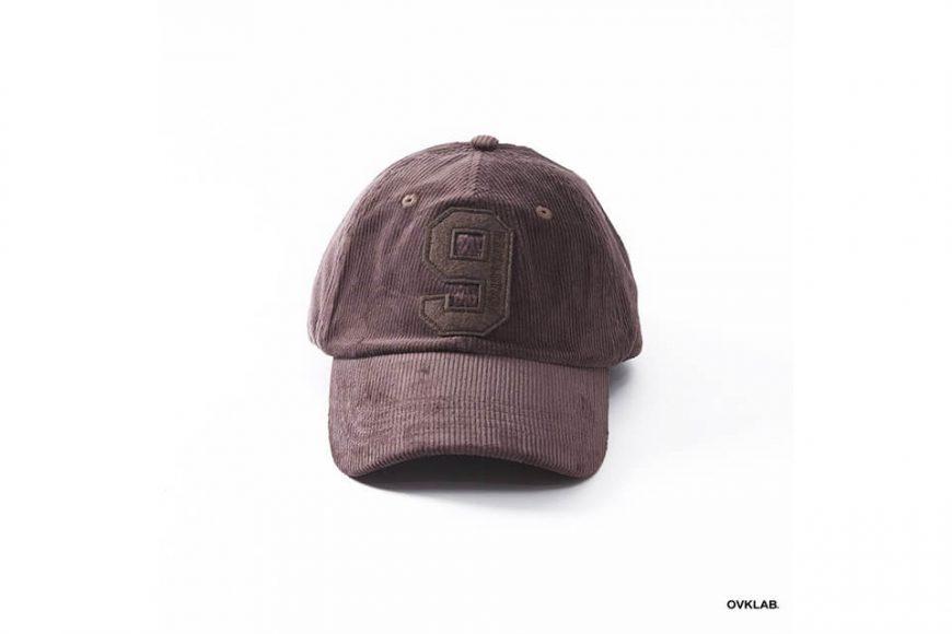 OVKLAB 1128(三)發售 18 AW Corduroy Cap (10)