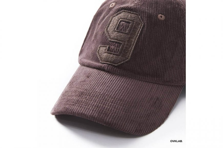 OVKLAB 1128(三)發售 18 AW Corduroy Cap (13)