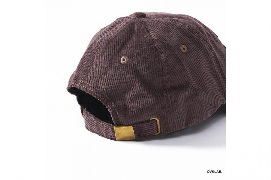 OVKLAB 1128(三)發售 18 AW Corduroy Cap (16)