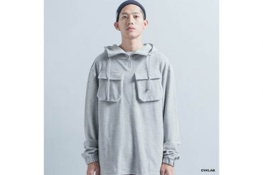 OVKLAB 1130(五)發售 18 AW Revolt Salvage Smocks (2)
