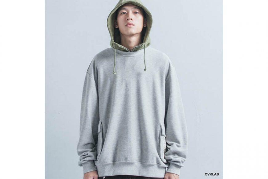 OVKLAB 1130(五)發售 18 AW Revolt Sweatshirt (1)