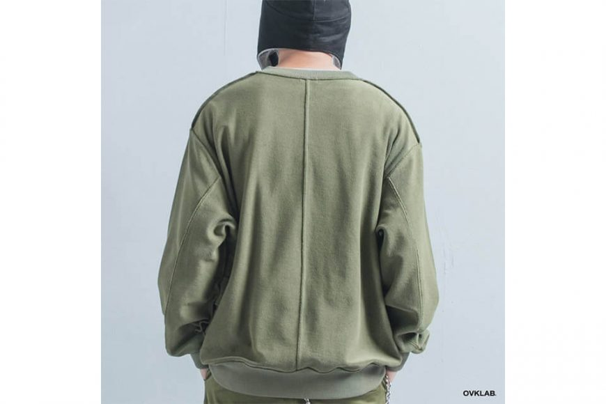 OVKLAB 1130(五)發售 18 AW Revolt Sweatshirt (10)