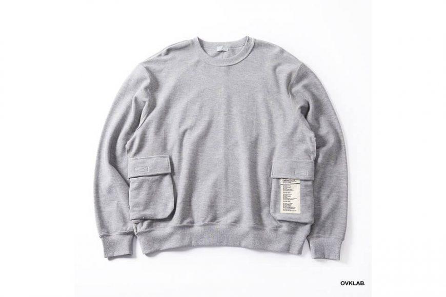 OVKLAB 1130(五)發售 18 AW Revolt Sweatshirt (11)