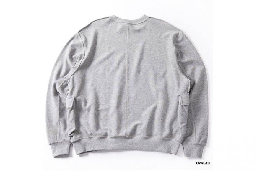OVKLAB 1130(五)發售 18 AW Revolt Sweatshirt (12)
