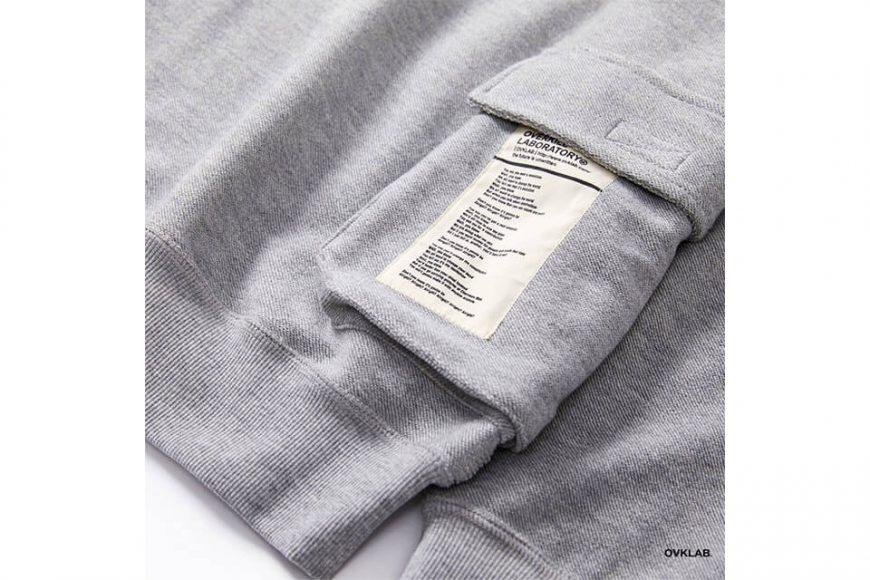 OVKLAB 1130(五)發售 18 AW Revolt Sweatshirt (15)