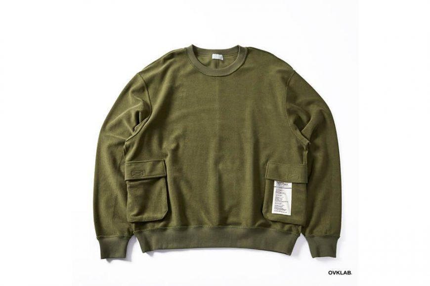 OVKLAB 1130(五)發售 18 AW Revolt Sweatshirt (16)