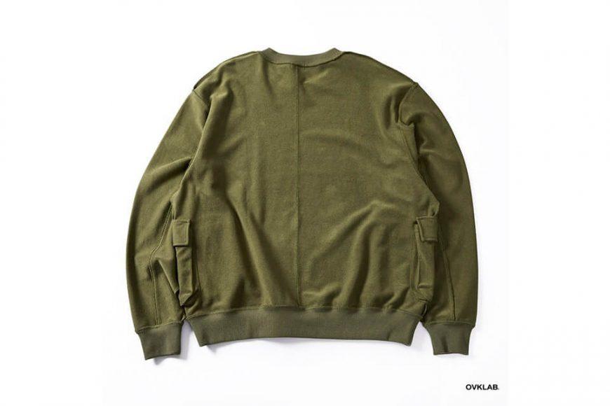 OVKLAB 1130(五)發售 18 AW Revolt Sweatshirt (17)