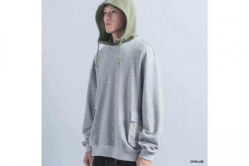 OVKLAB 1130(五)發售 18 AW Revolt Sweatshirt (2)