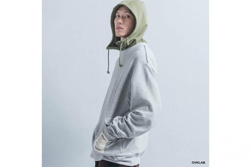OVKLAB 1130(五)發售 18 AW Revolt Sweatshirt (3)