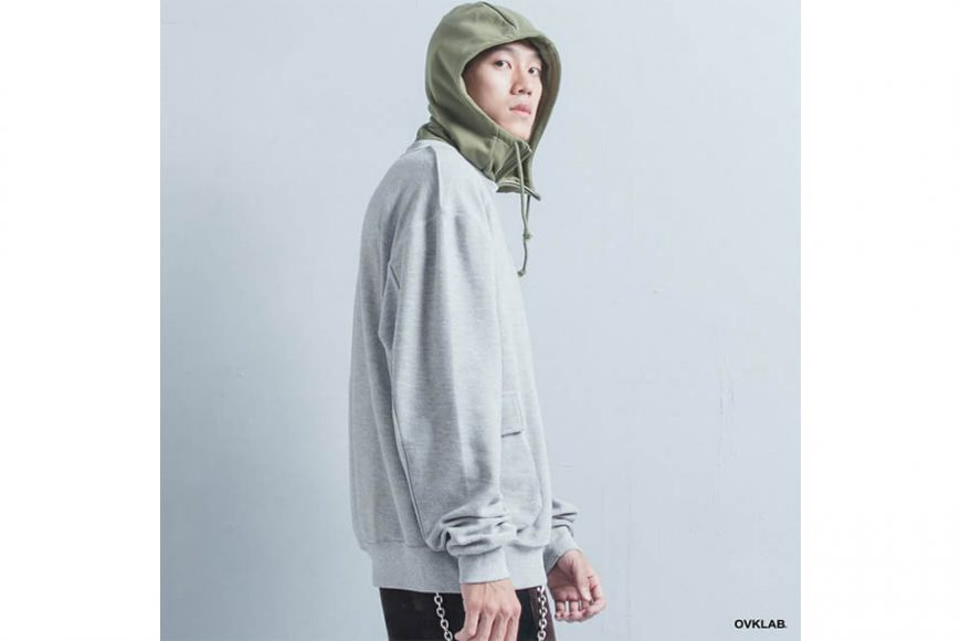 OVKLAB 1130(五)發售 18 AW Revolt Sweatshirt (4)