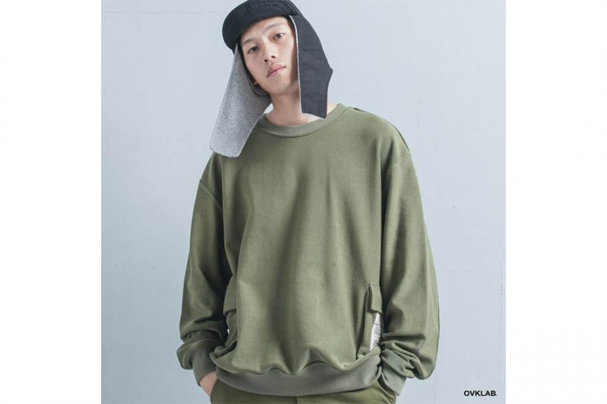 OVKLAB 1130(五)發售 18 AW Revolt Sweatshirt (7)