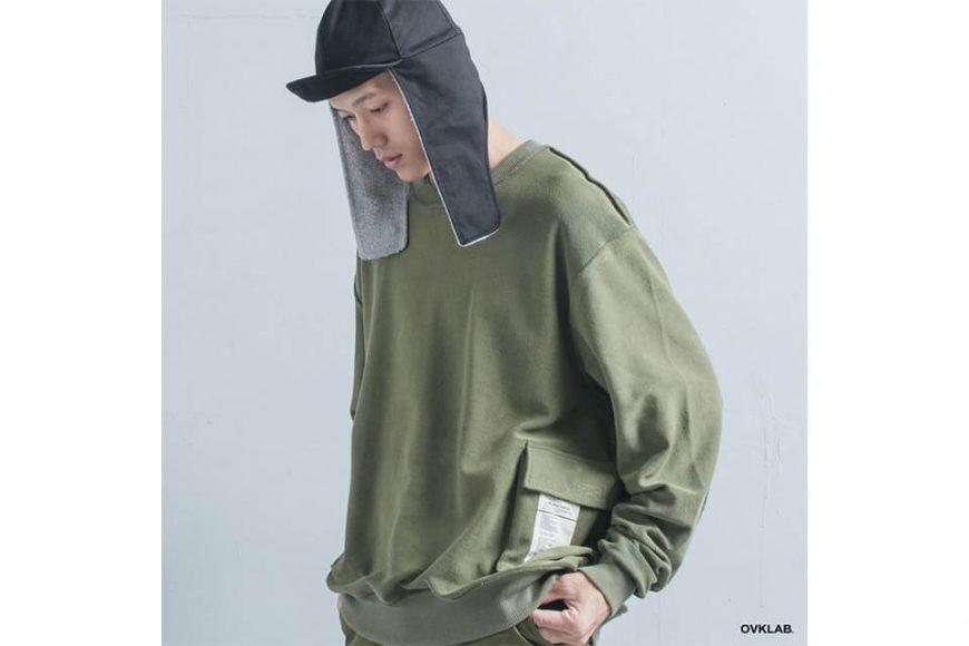 OVKLAB 1130(五)發售 18 AW Revolt Sweatshirt (8)