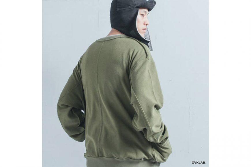 OVKLAB 1130(五)發售 18 AW Revolt Sweatshirt (9)