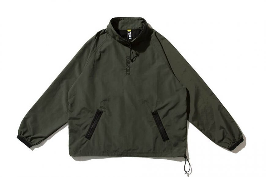 REMIX 1110(六)發售 18 AW Lightweight Pullover (16)