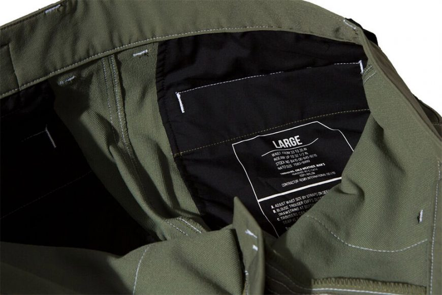 REMIX 1114(三)發售 18 AW Rm Contrast Stitch Pants (19)