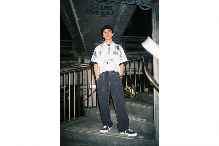 REMIX 1114(三)發售 18 AW Rm Contrast Stitch Pants (2)