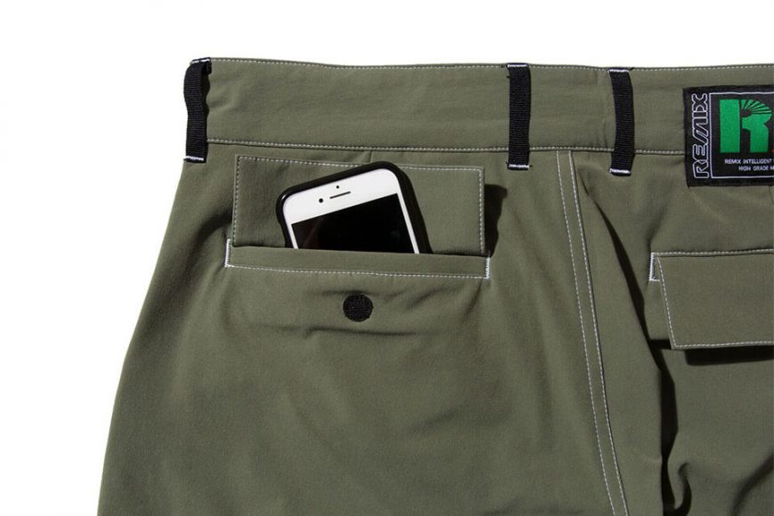 REMIX 1114(三)發售 18 AW Rm Contrast Stitch Pants (20)