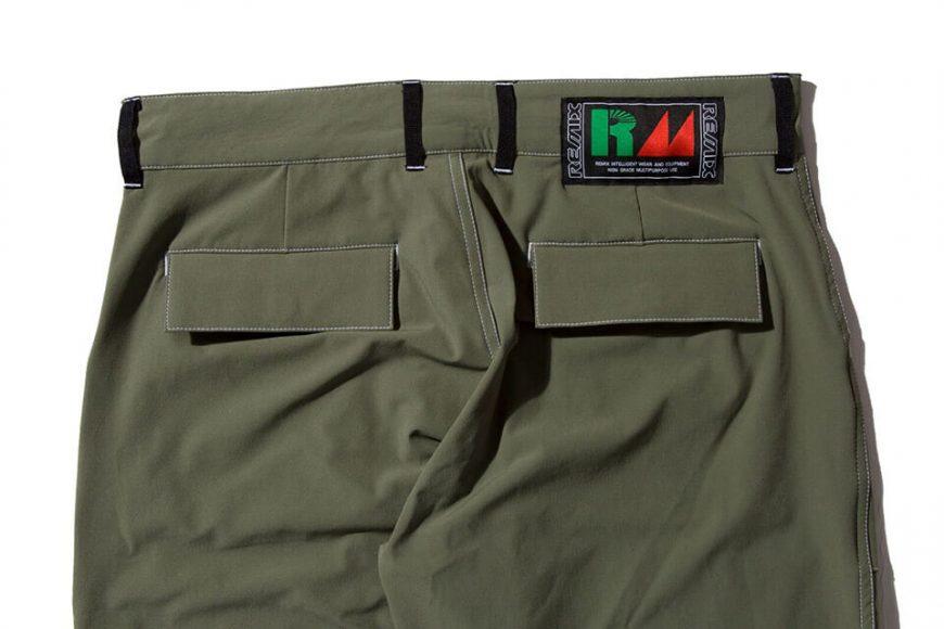 REMIX 1114(三)發售 18 AW Rm Contrast Stitch Pants (21)