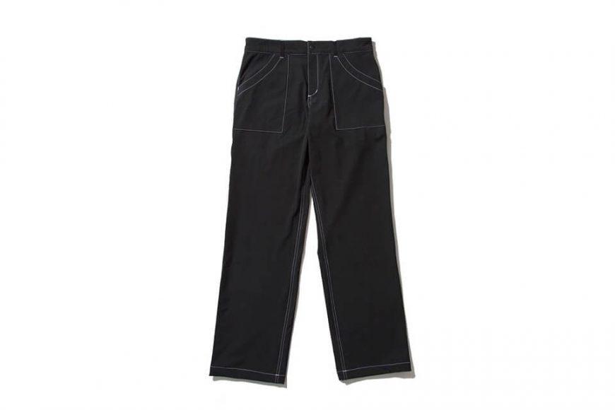 REMIX 1114(三)發售 18 AW Rm Contrast Stitch Pants (7)