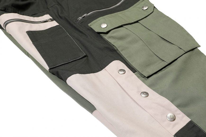 AES 1215(六)發售 18 AW Aes Stitched Pants (9)