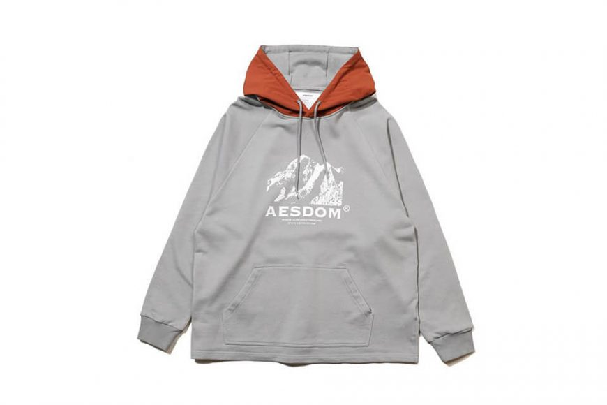 AES 1222(六)發售 18 AW Aesdom Mountain Hoodie (6)
