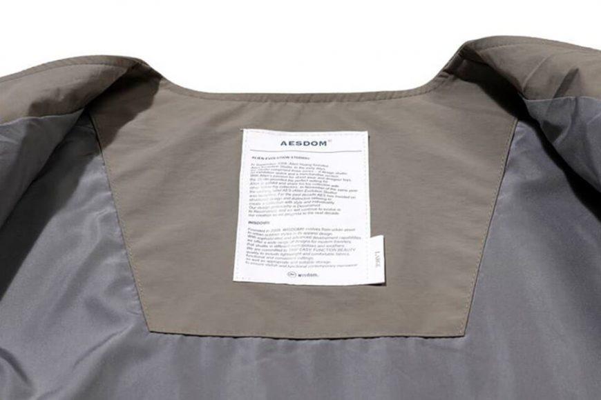 AES 1222(六)發售 18 AW Aesdom Mountain Jacket (10)
