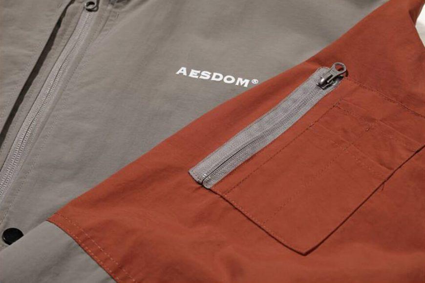 AES 1222(六)發售 18 AW Aesdom Mountain Jacket (11)