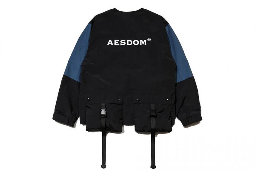 AES 1222(六)發售 18 AW Aesdom Mountain Jacket (5)