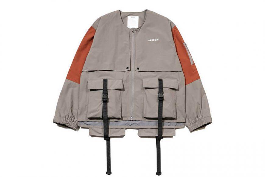 AES 1222(六)發售 18 AW Aesdom Mountain Jacket (7)