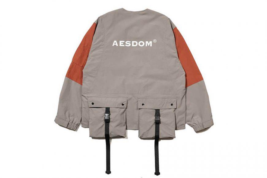 AES 1222(六)發售 18 AW Aesdom Mountain Jacket (8)