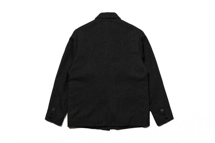 AES 1222(六)發售 18 AW Aesdom Mountain Wool Blazer (3)