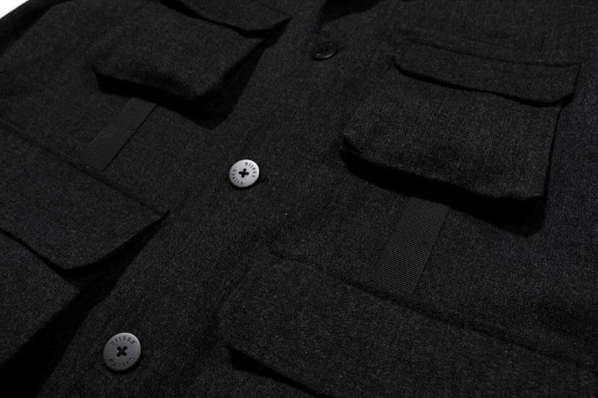 AES 1222(六)發售 18 AW Aesdom Mountain Wool Blazer (4)