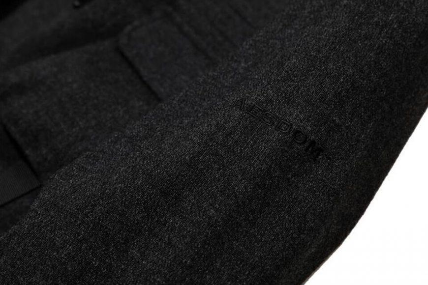 AES 1222(六)發售 18 AW Aesdom Mountain Wool Blazer (6)