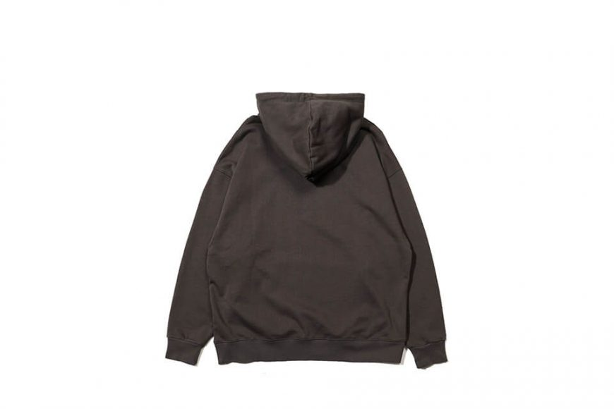 AES 128(六)發售 18 AW Aes Washed Logo Hoodie (8)